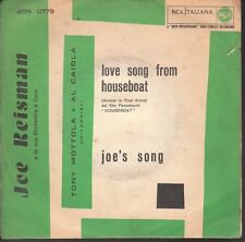 5696  JOE REISMAN   LOVE SONG FROM HOUSEBOAT