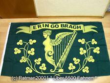 Fahnen Flagge Irland Erin Go Bragh Nr. 2 - 90 x 150 cm