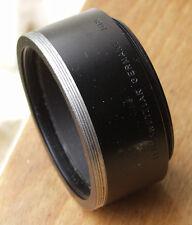 leitz leica R tube 14135 part  25mm threaded 60mm