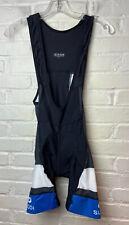 EUC Sugoi Mens Size  Small Evalution Black Bid Shorts With RcPro Padding