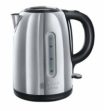 RUSSELL HOBBS 20442 ILLUMINATING NEVIS POLISHED KETTLE, 1.7LTR