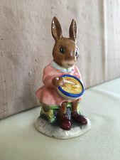 New ListingRoyal Doulton Buntie Bunnykins Helping Mother Figurine England D82 1972