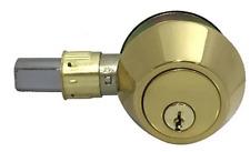 Mobile Home Brass Deadbolt Lock