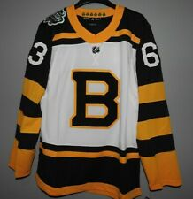 Authentic Boston Bruins MARCHAND Winter Classic Hockey Jersey New Mens 42
