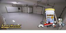EpoxyMaster EMX001 Do-It-Yourself Epoxy Floor Paint Coating Kit, Light Gray