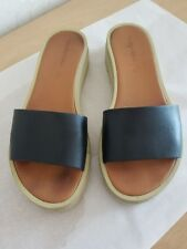 See by Chloe genuine calf leather slides,Size 38,5
