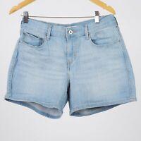 Levi's Damen Classic blau denim Shorts DE 38 / US W31