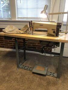 pfaff sewing machine 563