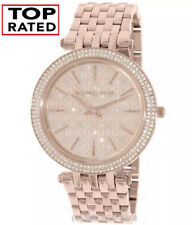 Michael Kors Women's Darci MK3399 Rose-Gold Stainless-Steel Quartz Fashion Watch