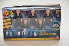 Doctor Who Silent Army Builder Pack Character Building BOXED - slight shop soil