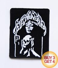 ELECTRIC WIZARD S W PATCH,BUY3GET4,CATHEDRAL,STONER DOOM METAL,DOPETHRONE,SLEEP