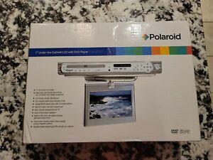 New Open Box Polaroid Fdx-0700t Under Cabinet TV