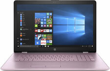 "HP 17-bs009ds Intel N3710 Quad-Core, 8GB, 2TB HDD, 17.3"" HD+ WLED Win 10 Laptop"