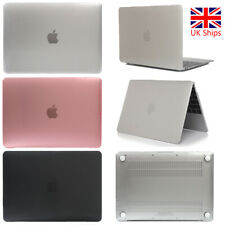 "Clear Hard Shell Case Cover Skin For Macbook Air 13 A1932 A2179 A2337 2020 13.3"""