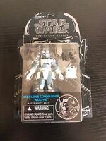 Hasbro Star Wars The Black Series Clone Commander Wolffe Action Figure