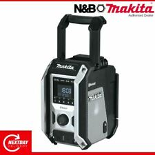 MAKITA DMR115 Black 240v DAB radio