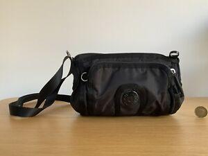 Kipling Gorilla Girlz Nucca Small Black Shoulder / Cross Body Bag From America