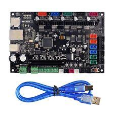 3D Printer MKS SBASE V1.3 32-Bit LPC1768 IC RJ45 Smoothieware Controller Board