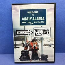 Northern Exposure The Complete First Season One 1 1st (DVD/2012/2-Disc) ALASKA!
