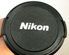 55mm replacement Front Lens Cap for Nikon lenses