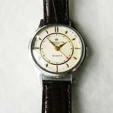 Vintage INGERSOLL Triumph manual wind watch, GB made, 1950s/60s working well.