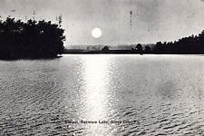 Sunset at Barmore Lake in Grove City PA 1906