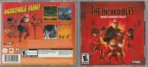 The Incredibles -  When Danger Calls (PC game) 2004