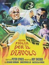 DvD UNA FIGLIA PER IL DIAVOLO (1976) ** Peter Sykes **   ......NUOVO
