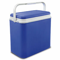 32 Litre Extra Large Cooler Box Picnic Lunch Beach Camping + 3 Ice Pack Option