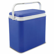 36 Litre Extra Large Cooler Box Picnic Lunch Beach Camping + 3 Ice Pack Option