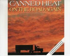 CD CANNED HEAT	on the road again	UK EX+ (A4638)
