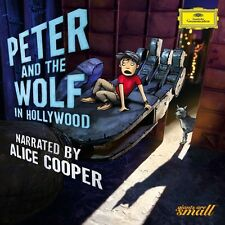 Alice Cooper - Peter & the Wolf in Hollywood [New CD]