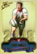 2009 Select NRL Classic Series - Club Player of the Year CP8 Kurt Gidley