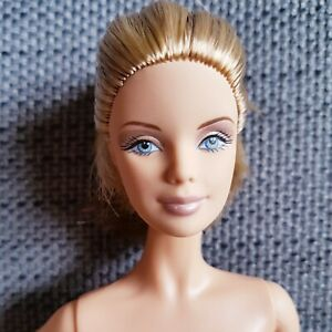 Barbie Collector Badgley Mischka Model Muse Top Model 2006 Nude J9810 Doll RAR