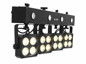 EUROLITE AKKU KLS-180 Kompakt-Lichtset Neu mit Garantie vom Fachhändler!