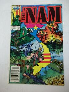 THE NAM  #1  (1986)  9.4 NM