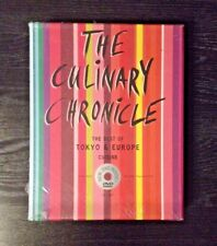 THE CULINARY CHRONICLE Cookbook