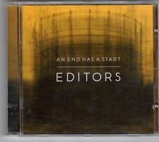 (ES764) Editors, An End Has A Start - 2007 CD