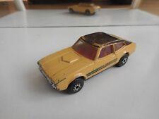 Matchbox Super Kings Ford Capri II in Light Brown