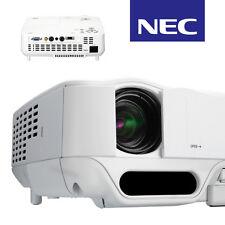 NEC NP64 Kompakter DLP-Projektor/Beamer mit 3000ANSI/USB/Autofocus/AccuBlend HD