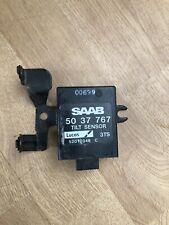 Saab 9-3 93 2001 Alarm tilt sensor Anti theft twice p/n 5037767