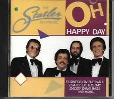 "THE STATLER BROTHERS .......""OH HAPPY DAY"".........OOP GOSPEL CD"