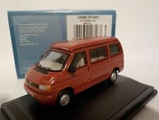 VW T4 Westfalia Camper - Red. Oxford Diecast Model Car. 1/76 Collectible