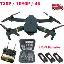 E58 Drone Pro WIFI 1080P HD Camera Battery Foldable Selfie RC Quadcopter Good