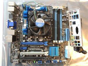 ASUS P8Z77-M PRO LGA 1155/Socket H2 Support Intel 2nd & 3rd i3 i5 i7 Motherboard