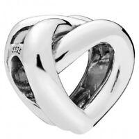 Knotted Heart PANDORA Charm 798081