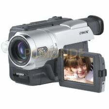 Sony CCDTRV608 NTSC Hi8 Camcorder - 3.0-in LCD - USB Streaming (CCD-TRV608)