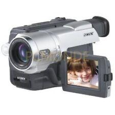 Cámara De Video Sony Ccdtrv 608 NTSC Hi8 - 3.0-in LCD-Transmisión USB (CCD-TRV608)