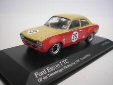 Ford Escort I TC #35 ADAC Gp des Voitures de Tourisme 1968 Arundell 1/43