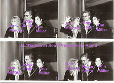 ANN MARGRET ROGER SMITH ANN MILLER DAMES AT SEA 1971 LOT OF 4 PRESS PHOTOS 8x10